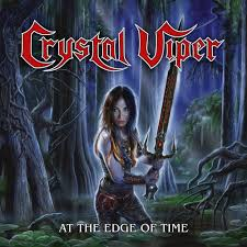 Crystal Viper - At the edge of time
