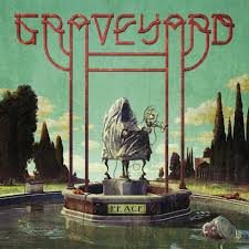 Graveyard - Peace (Transparent Vinyl)