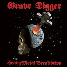 Grave Digger - Heavy Metal Breakdown (Red Vinyl)