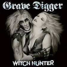Grave Digger - Witch Hunter (Gold Vinyl)