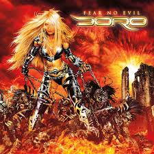 Doro - Fear no evil (Purple Vinyl)