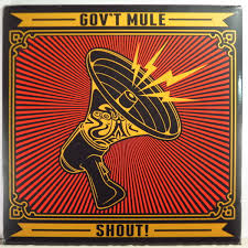Gov't Mule - Shout! (Colored 4 LP Boxset)