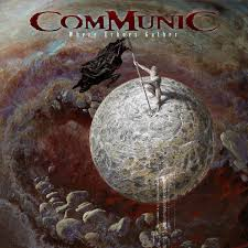 Communic - Where echoes gather (Crystal Clear Vinyl)