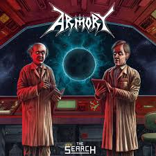 Armony - The Search (Transparent Electric Blue Vinyl)