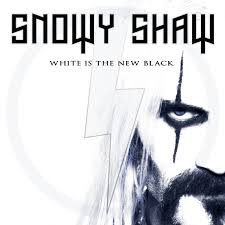 Shaw Snowy - White Is The New Black (White Vinyl)