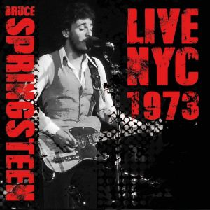 Springsteen, Bruce - Live NYC 1973 (Res Vinyl)