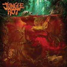Jungle Rot - Jungle Rot (Clear Red Vinyl)