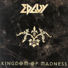 Edguy - Kingdom Of Madness (Anniversary Edition) Gold Vinyl