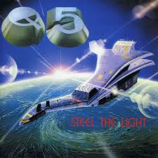 Q5 - Steel the Light (Vinyl+ Bonus CD)