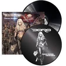 Doro - Forever Warrior (Black Vinyl)