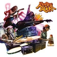 Monster Truck - True Rockers (Gold Vinyl)