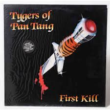 Tygers Of Pan Tang - First Kill (Ultra Clear Vinyl)