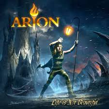 Arion - Life is not beautiful (Clear Blue Vinyl)