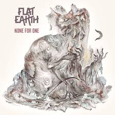 Flat Earth - None For One (White-Violet-Marbled Vinyl)