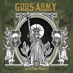 God's Army - Democracy (Black Vinyl)
