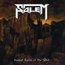 Salem - Ancient Spells Of The Witch (Brown Vinyl)
