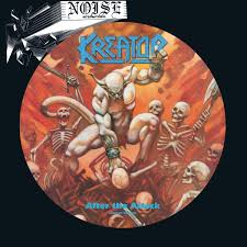 Kreator - After the Attack (Picture Vinyl)