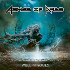 Ashes Of Ares - Well of Souls (Turquoise Black Splatter Vinyl)