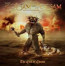 Flotsam And Jetsam - The End Of Chaos (Clear Orange Vinyl)