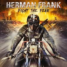 Frank, Herman - Fight The Fear (Clear Orange Vinyl)
