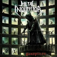 Metal Inquisitor - Panopticon (White Vinyl)