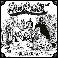 Steel Prophet - The Revenant - The Demo Years 1986  - 1989 (Vinyl Boxset + 3 MC)