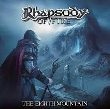 Rhapsody Of Fire - The Eighth Mountain (Clear Blue Vinyl)