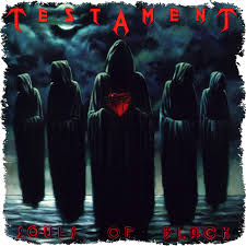 Testament - Souls Of Black  (Red Vinyl)