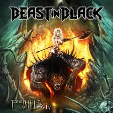 Beast in Black - From hell with love (Black Vinyl)