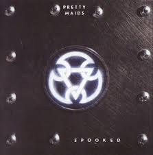 Pretty Maids - Spooked (Black Vinyl)