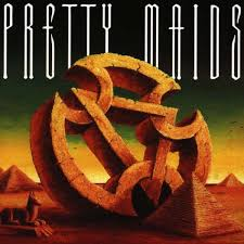 Pretty Maids - Anything Worth Doing Is Worth Overdoing (Black Vinyl)