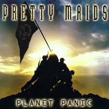 Pretty Maids - Planet Panic (Black Vinyl)