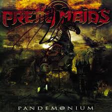 Pretty Maids - Pandemonium (Black Vinyl)