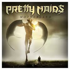 Pretty Maids - Motherland (Black Vinyl)