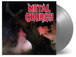 Metal Church - Metal Church (Silver Vinyl)