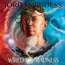 Rudness Jordan - Wired For Madness