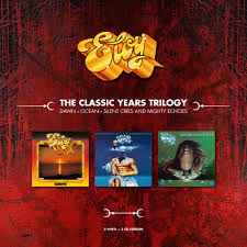Eloy - The Classic Years Trilogy (Vinyl / CD Boxset)