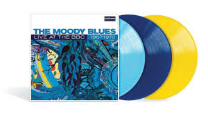 Moody Blues - Live At BBC 1967-1970 (Deluxe Edition)