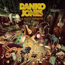 Danko Jones - A Rock Surpreme (Clear Green Vinyl)