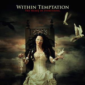Within Temptation - The Heart Of Everything (Gold & bBlack swirled Vinyl)
