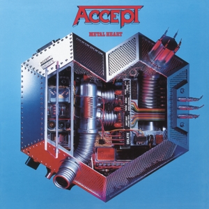 Accept - Metal Heart (Red Vinyl)