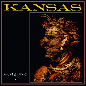 Kansas - Masque (Red Vinyl)