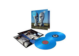 Pink Floyd - Division Bell (25th Anniversary)  Blue Vinyl