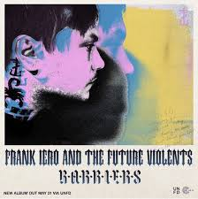 Iero Frank And The Patience - Barriers (Yellow/Orange/Red Vinyl)