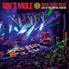Gov't Mule - Bring On The Music - Live At The Capitol Theatre Volume 2 (Blue Vinyl)