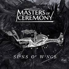 Paeth's Sascha Masters Of Ceremony - Signs Of Wings (Black Vinyl)