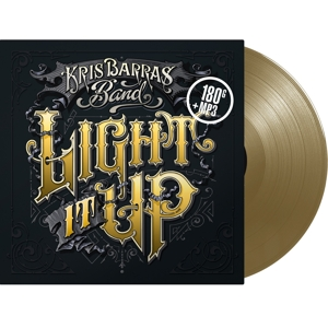Light it up (Gold Vinyl)