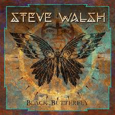 Walsh, Steve - Black Butterfly (Gold Vinyl)