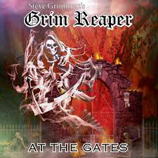 Grim Reaper - At The Gates (Red Vinyl)