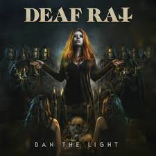 Deaf Rat - Ban The Light (Clear Red Vinyl)